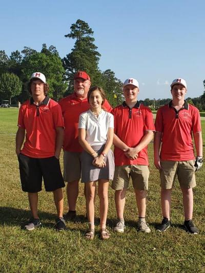 Mena Golf Finishes 2nd at De Queen
