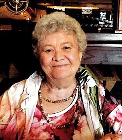 Vivian Frances Burns Ruther