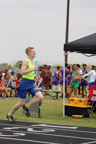 Neufeld places in Meet of Champions