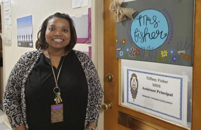 Meridian High educator honored with science award
