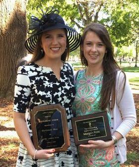 Meridian sisters earn 'outstanding' honors at Alabama