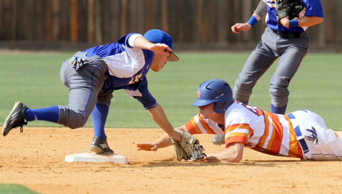 Mississippi newton county newton - Newton County High School S Jacob Edwards Is Called Safe Back At Second Base After Sliding Past It Against Sumrall High School Sunday
