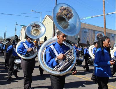 Meridian High School band to perform at Earth's Bounty Saturday