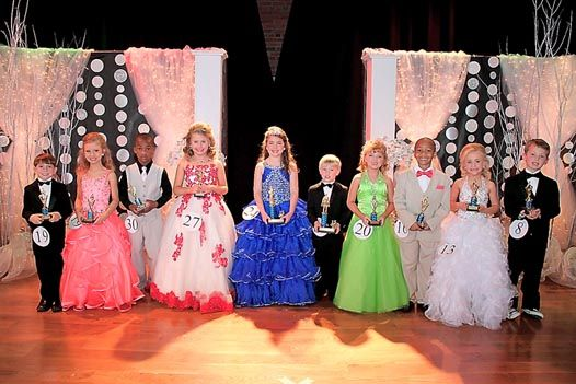 Newton County schools Beauty and Beau Pageant winners ...