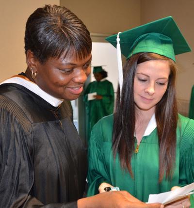 mcc holds ged graduation local news