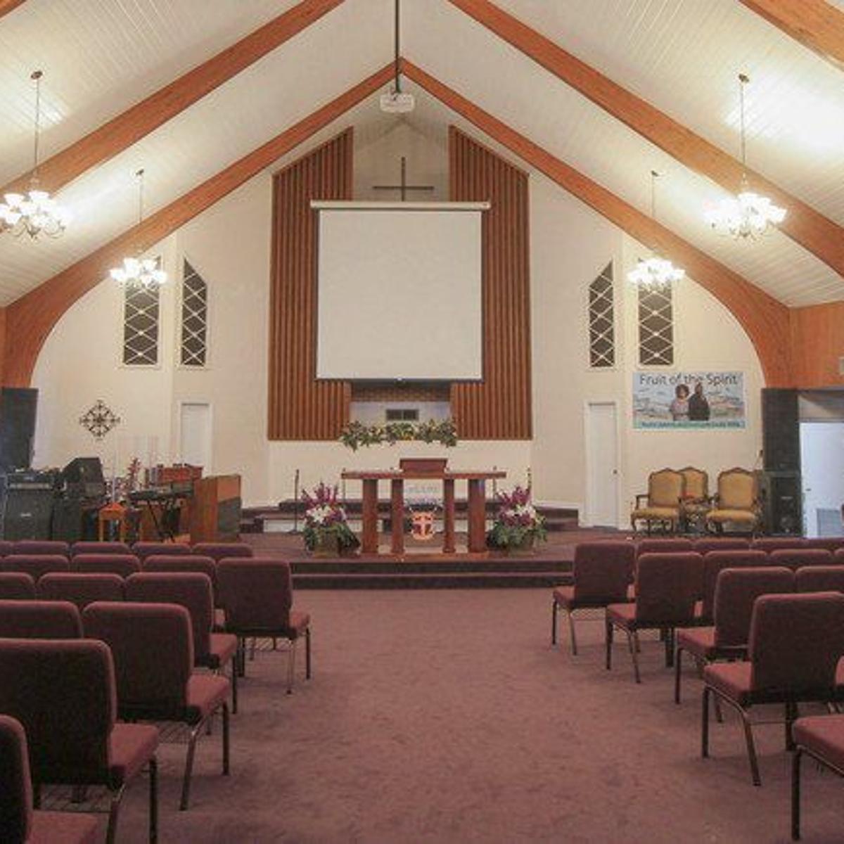 Worship Site Profile: Agape Storehouse Apostolic Church celebrates