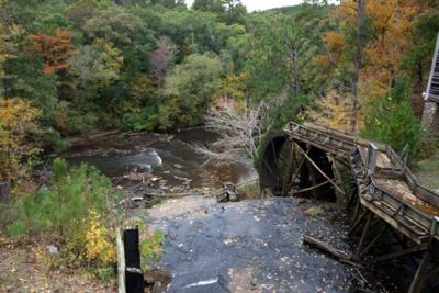 Child dies following incident at Dunn's Fall