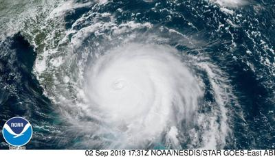 State, local agencies prepared to assist with Hurricane Dorian response