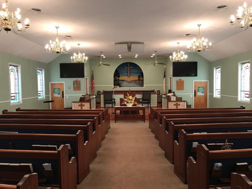 Worship site profile mt gilead baptist church religion for Interior design schools in mississippi