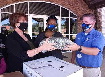 Rush Health Systems donates 40,000 masks to local schools
