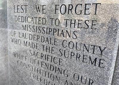 Lauderdale County to celebrate Memorial Day, without a ceremony