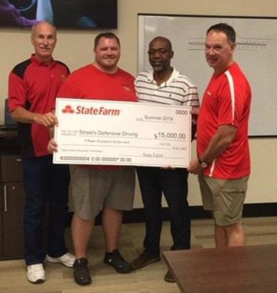 State Farm holds class for teen drivers