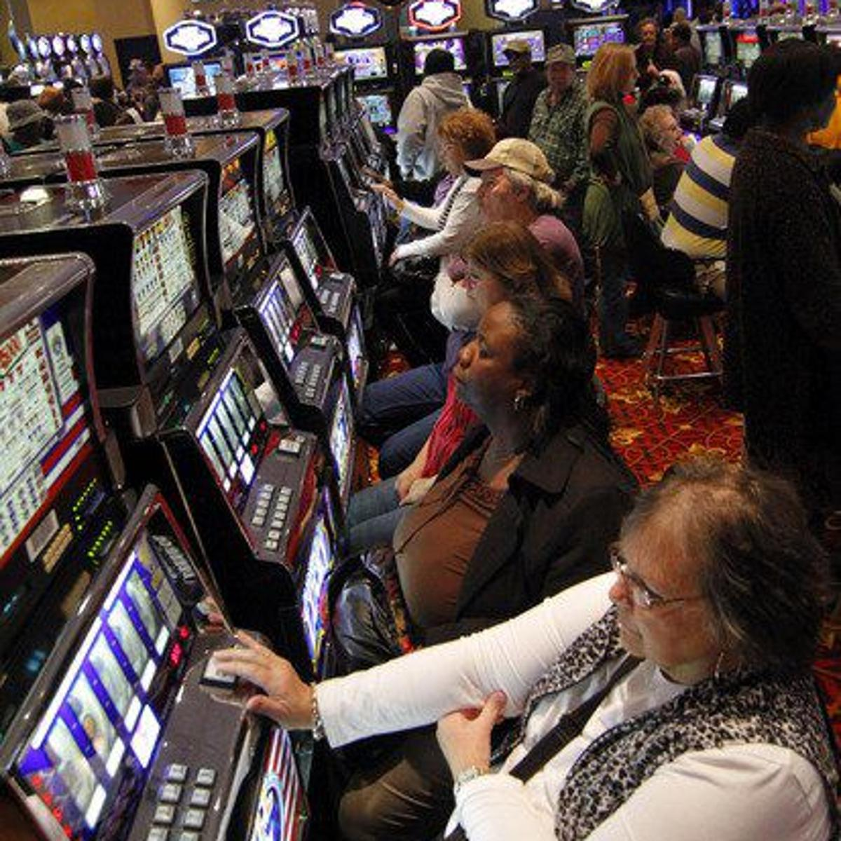 Sports betting to come to Choctaw casinos | Local News