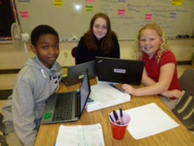 Northeast Lauderdale Middle students show financial knowledge