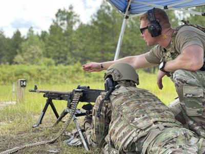 186th Air Refueling Wing sharpens skills at annual training