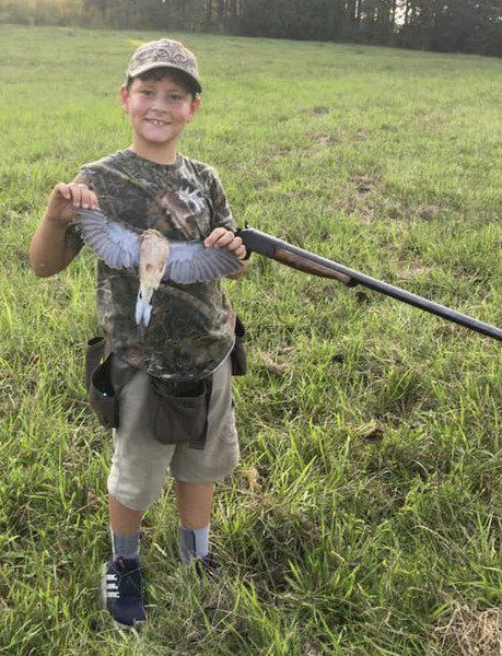 MIKE GILES: Dove hunting excites present and past