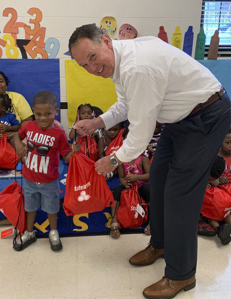 NEIGHBORS: Head Start children surprised with gift bags
