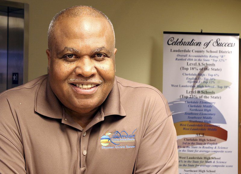 'Education is the great equalizier' From inspired to inspiring, Lauderdale County's Ed Mosley a witness to change