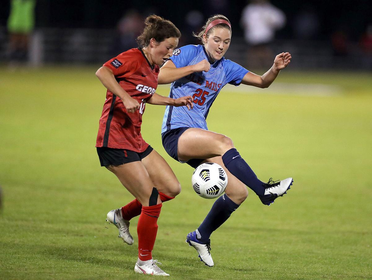 Lucy Green vs. Georgia