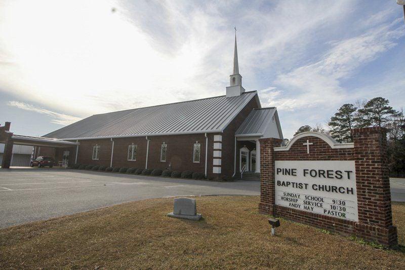 Worship Site Profile: Pine Forest Baptist Church | Religion