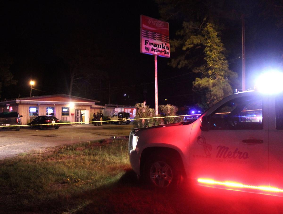 Man shot and killed during armed robbery at frank s drive in in meridian