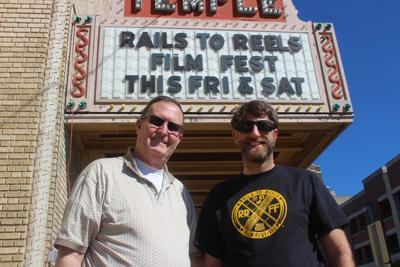 Cameras roll in Meridian for Rails to Reels Film Festival