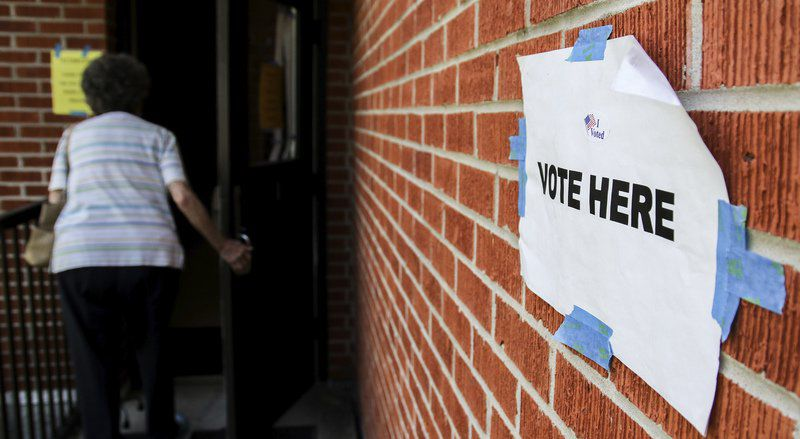 Lauderdale County primary election results