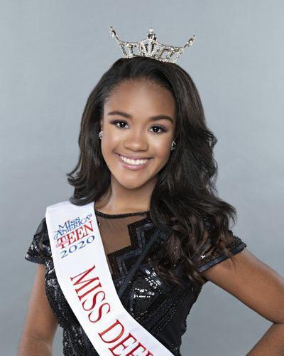 Miss Deep South's Outstanding Teen