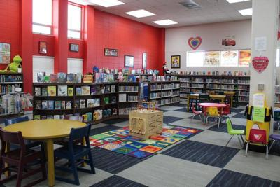 Young readers get a space of their own at Meridian-Lauderdale County Public Library