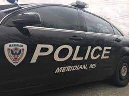 Meridian Police Car