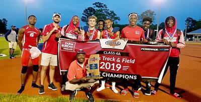 NEL track state champs