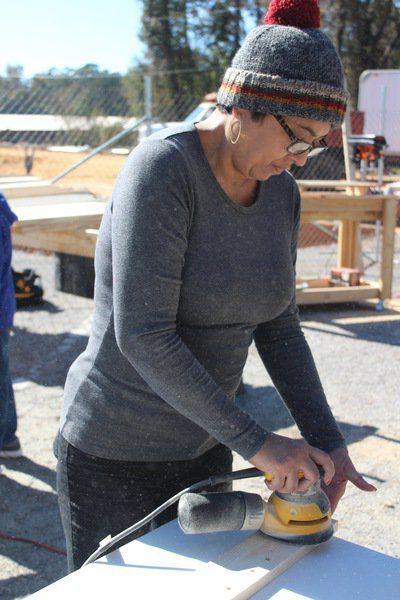 OUR VOLUNTEERS: Sleep in Heavenly Peace builds community by building beds