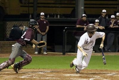 Clarkdale vs. Raleigh baseball