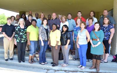 Tax officials receive certification training