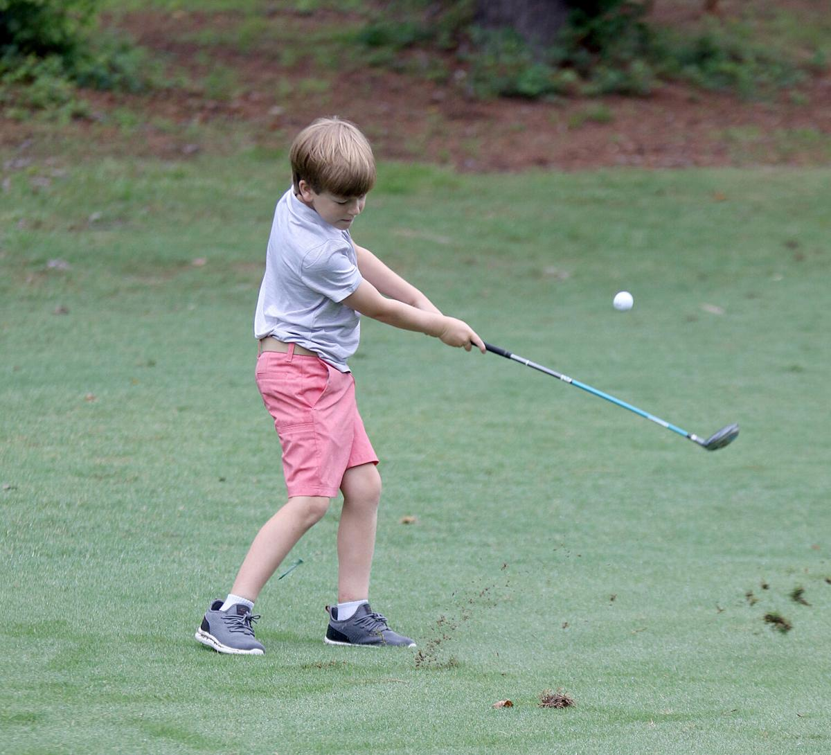 Junior golf clinic 1