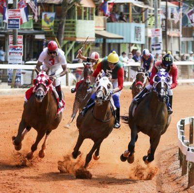 High-risk horse racing Safety questions remain after jockey's death at Neshoba County Fair