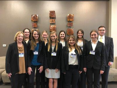 Advances to state mock trial competition