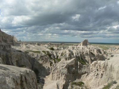 BRAD DYE: Memories of Badlands provides escape to outdoors