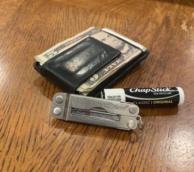 BRAD DYE: Ode to the pocketknife