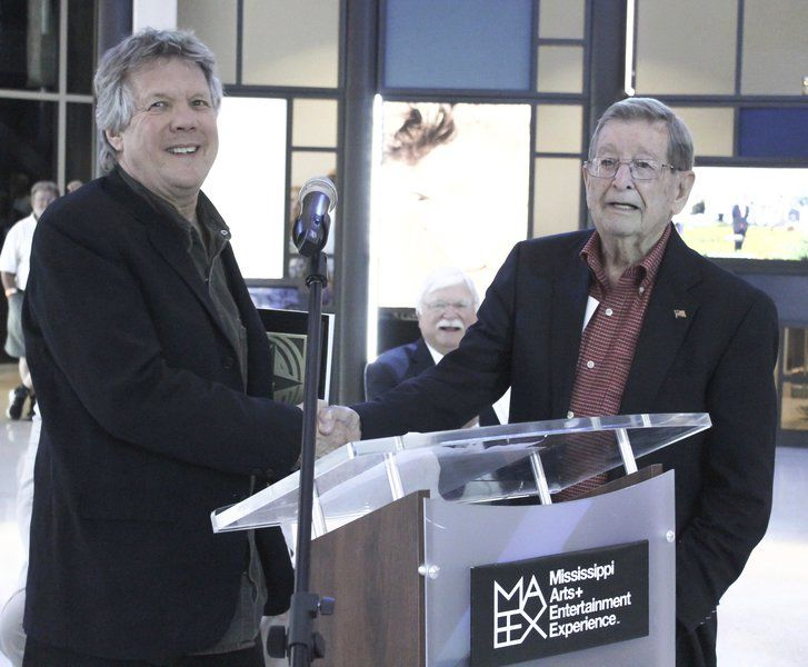 A family affair as Steve Forbert joins the Max's Walk of Fame in Meridian
