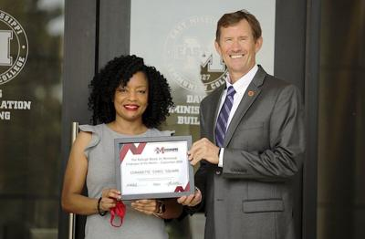 Square honored at EMCC