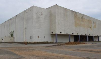 Supervisors approve asbestos removal contract for old mall