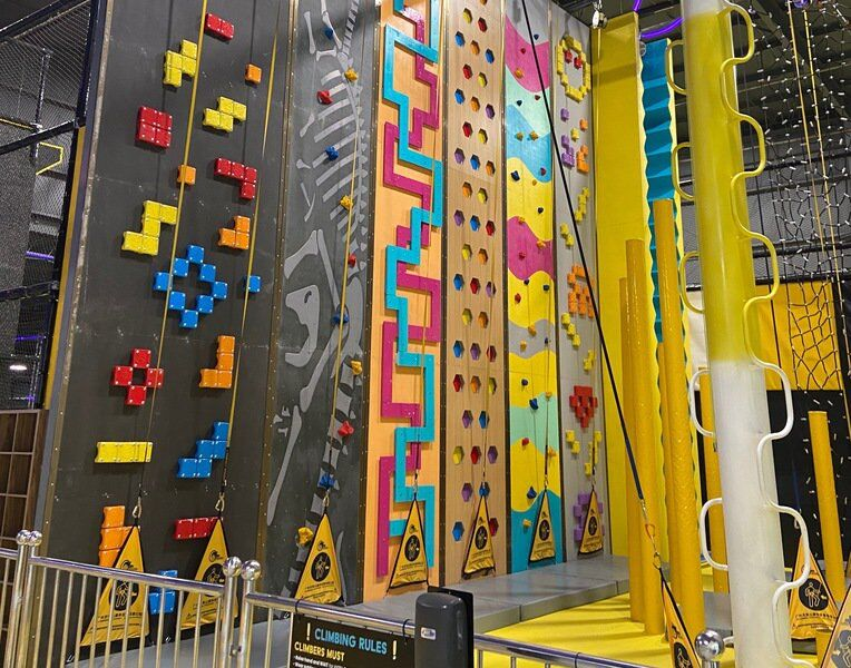 HYPE! Adventures opens Meridian: Rethinking inside the big box store