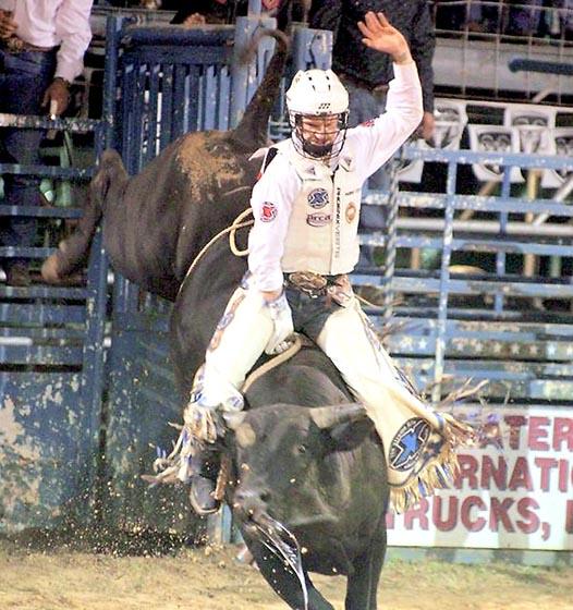 Rodeo Time Local News Meridianstar Com