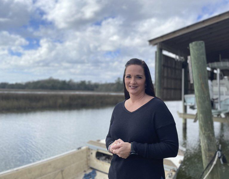 Mississippi oyster farmer optimistic after weathering a tough year