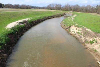 Red tape holding up Sowashee Creek walking trail