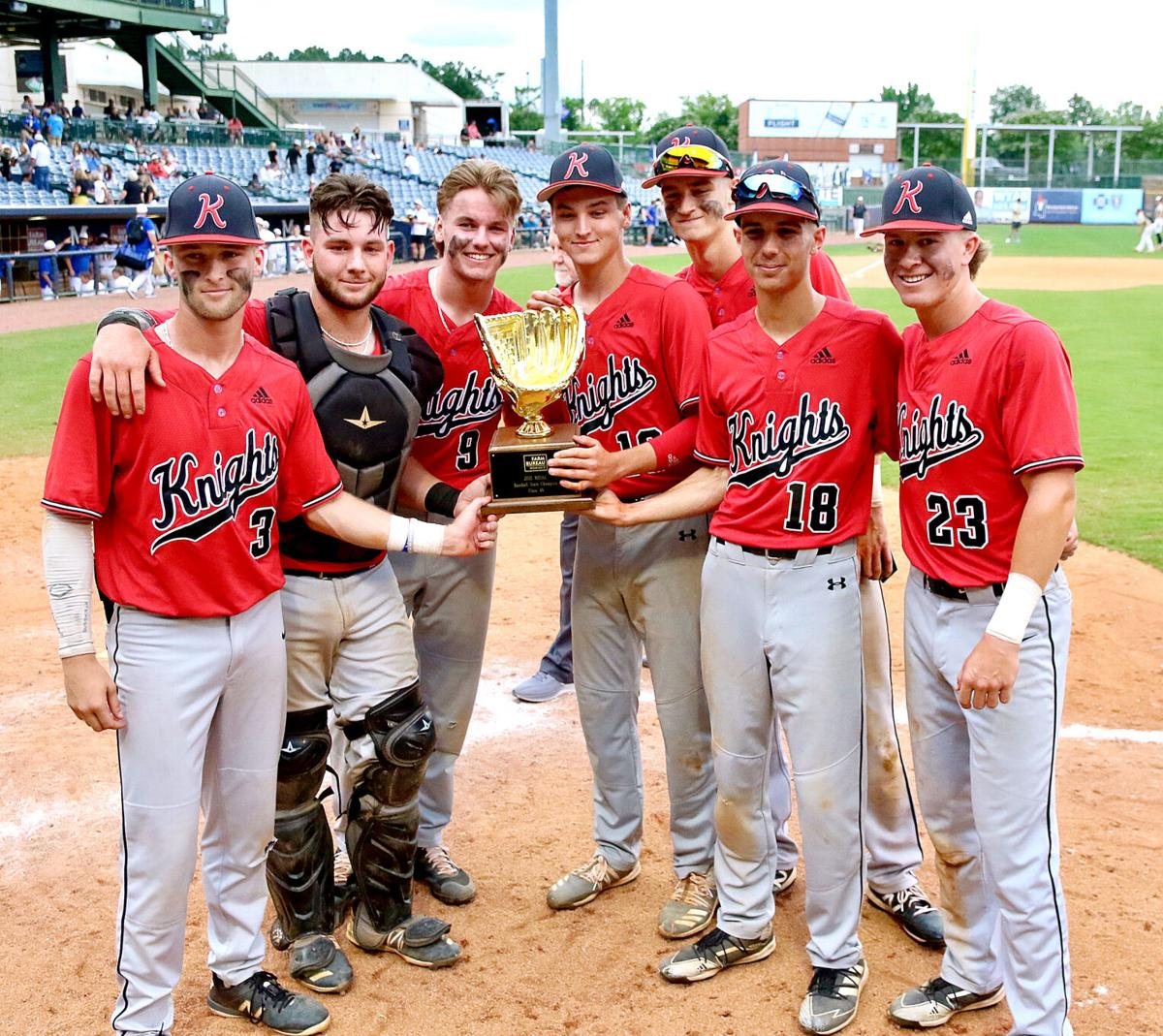 West Lauderdale trophy