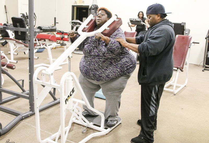 Meridian woman's weight loss journey goes viral