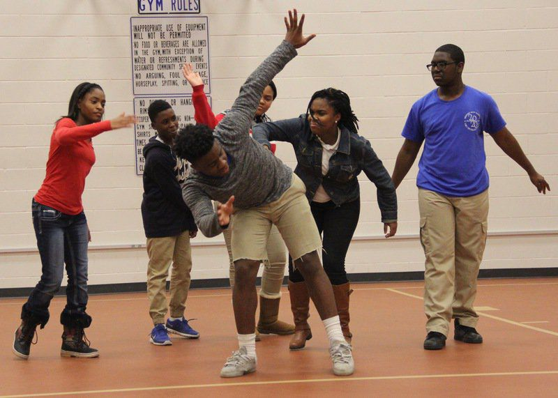 Meridian area students prepare for America's Got Talent audition Dancers hone their skills, passion for praise