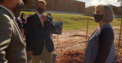 Carson's legacy lives on at East Central Community College
